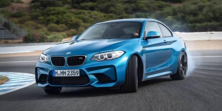 BMW M2 revealed
