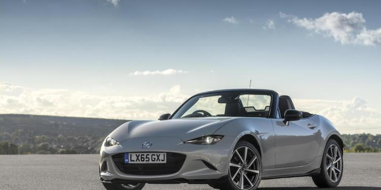 Mazda MX-5 Sport Recaro edition revealed
