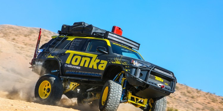 Tonka 4Runner revealed
