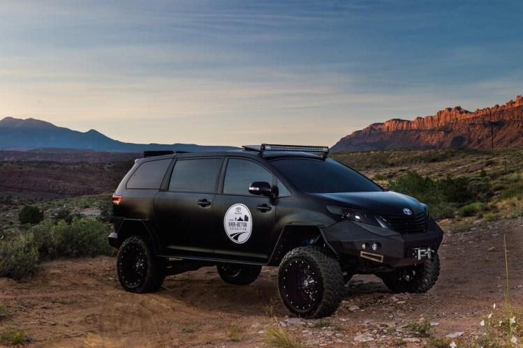 Toyota Ultimate Utility Vehicle revealed