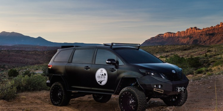 Toyota Ultimate Utility Vehicle revealed