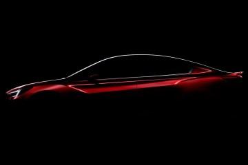 Subaru teases Impreza Sedan concept