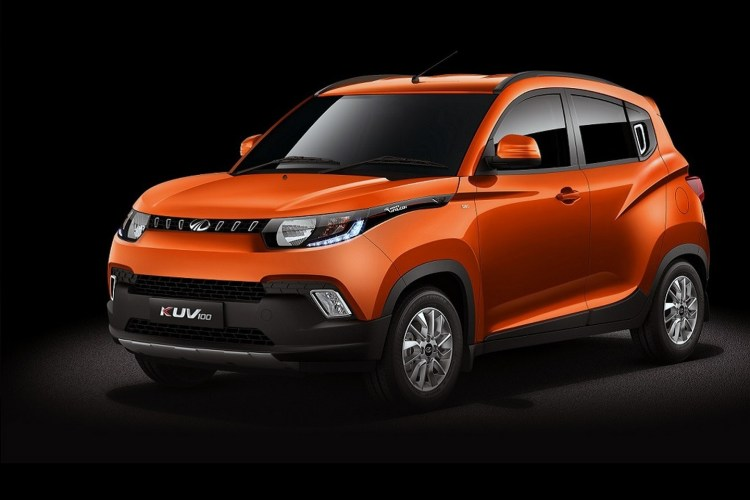 Mahindra KUV100 revealed
