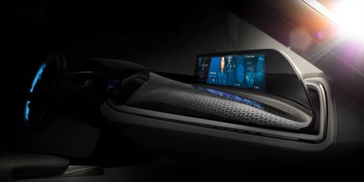 BMW Air Touch to be revealed at Consumer Electronics Show