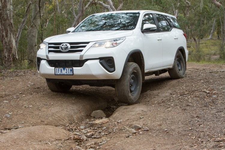 toyota fortuner and toyota hilux technical analysis