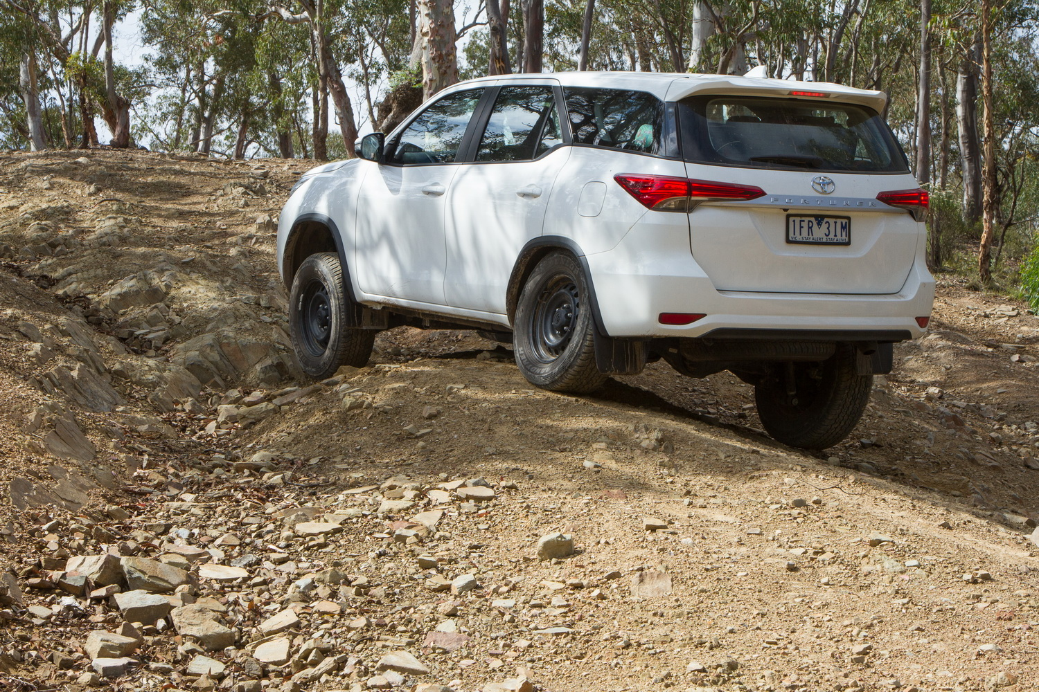Toyota Fortuner and Toyota HiLux technical analysis – 4WD systems explained