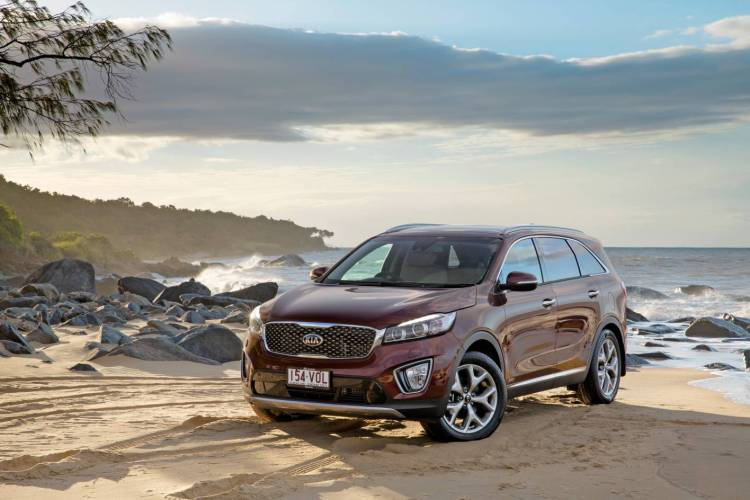 Kia Sorento car review