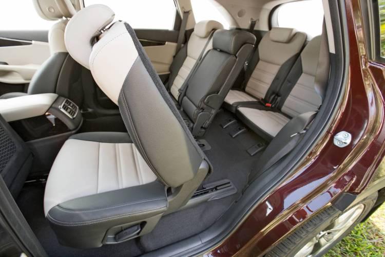 Kia Sorento car review