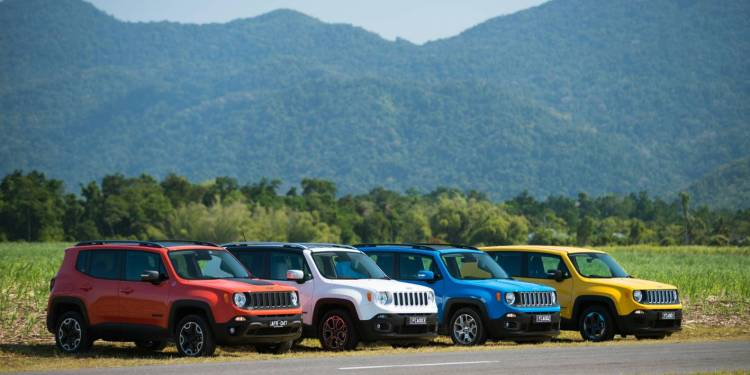 Jeep Renegade gets price cut for New Year