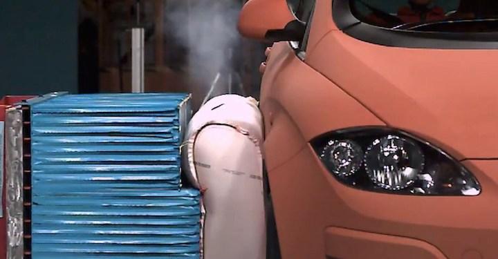 External airbag