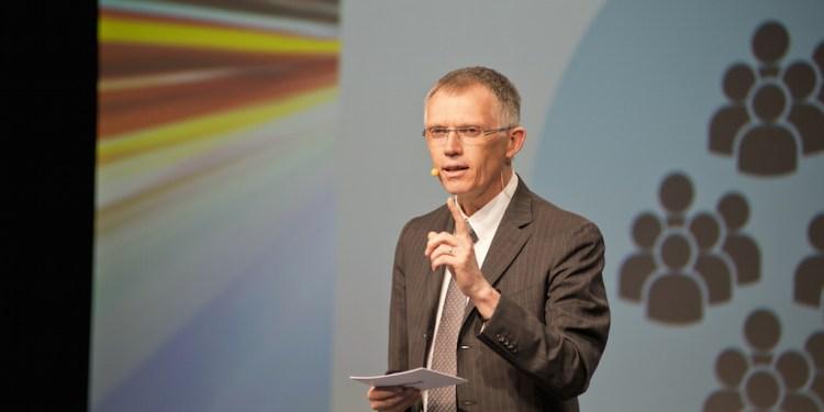 PSA Groupe CEO Carlos Tavares
