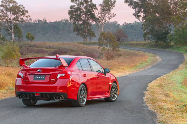 WRX STI review