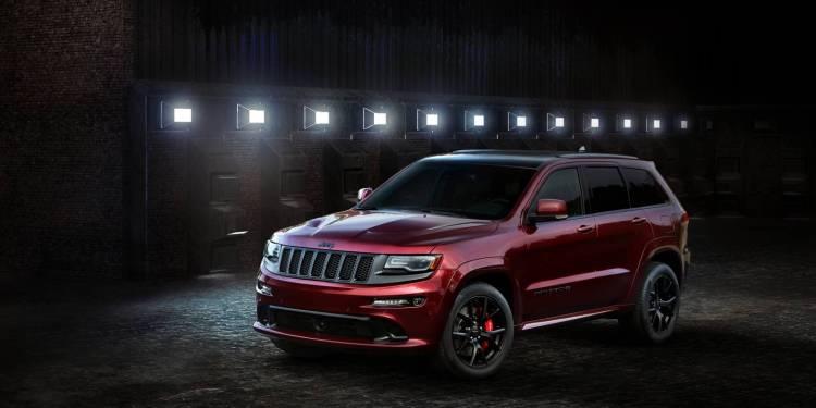 Jeep Grand Cherokee SRT Night