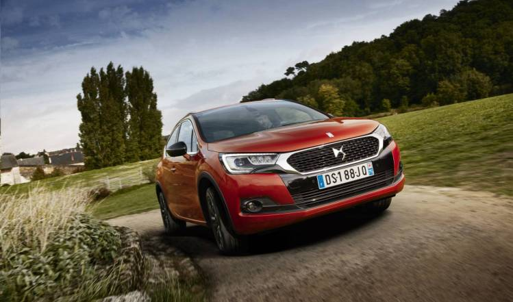 DS 4 Crossback on sale in Australia