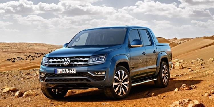 refreshed 2017 Volkswagen Amarok