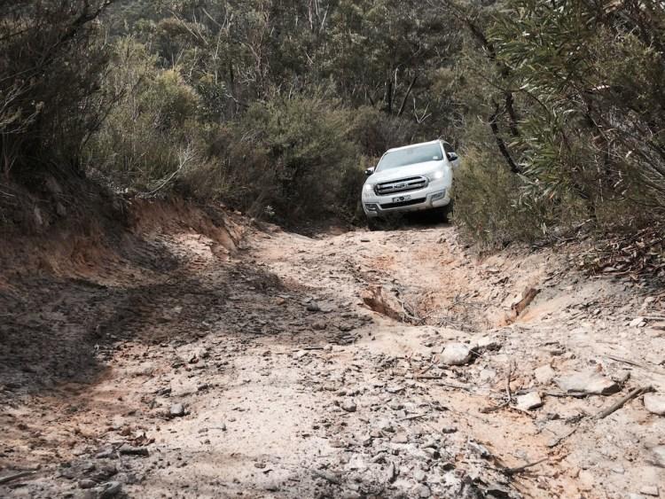 Ford Everest Titanium review