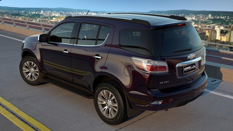 Holden to replace Colorado 7 with Chevy Trailblazer