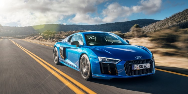 Audi R8 car review