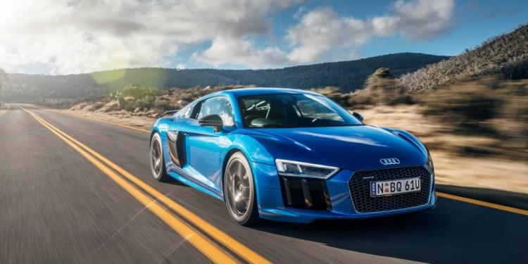 Audi R8 car review