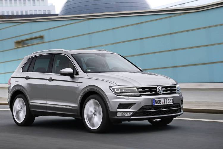 Volkswagen Tiguan pricing revealed for Australia