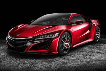 Honda NSX in Australia priced from $420,000