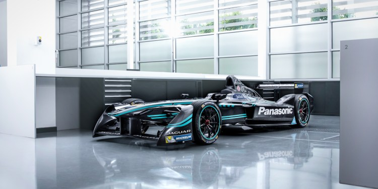 Jaguar Formula E launch