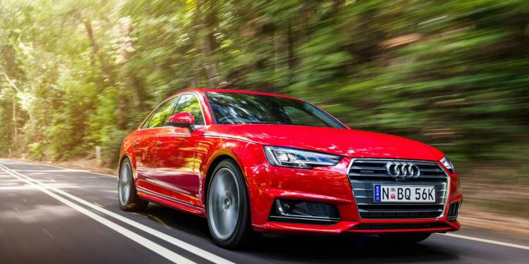 2016 Audi A4 2.0 TDI quattro S tronic review