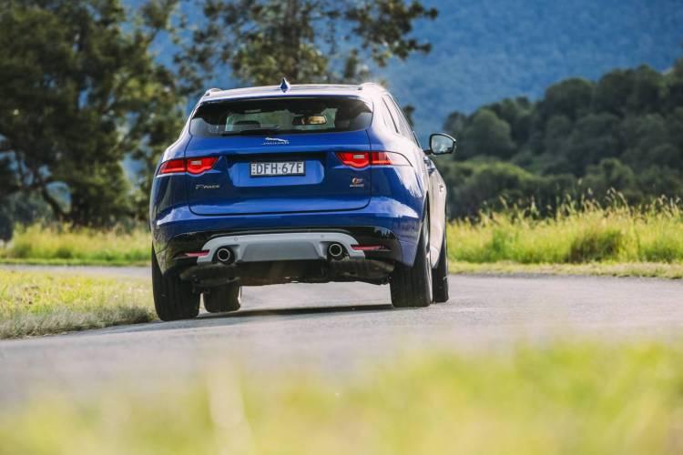 Jaguar F-Pace s 30d review