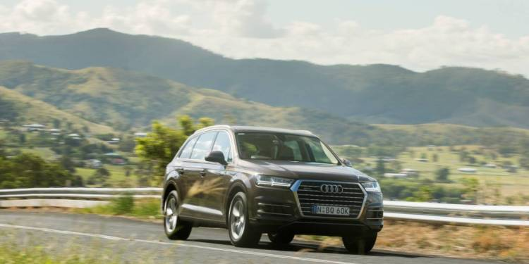 2017 Audi Q7 3.0TDI review
