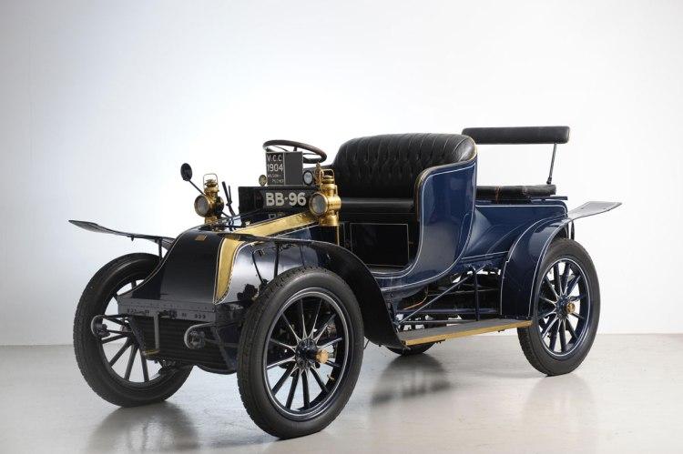 1904 Wilson-Pilcher 12/16hp Four-Cylinder Four-seat Phaeton