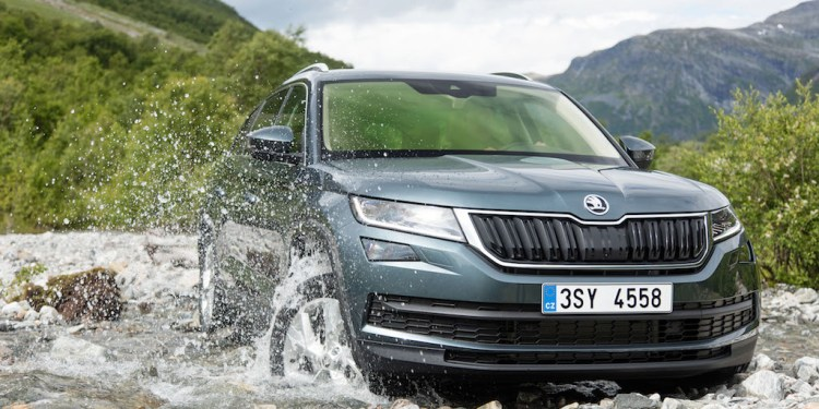 2017 Skoda Kodiaq review by Paul Horrell