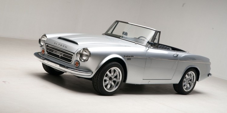 The Datsun 2000 Sports arrived in the 1960s and immediately relegated classic British roadsters to the sidelines.