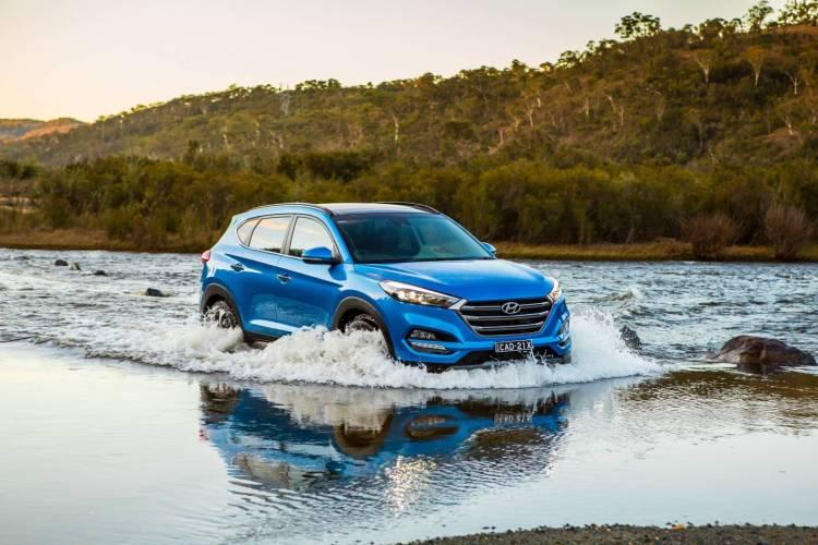 2016 Hyundai Tucson Highlander review
