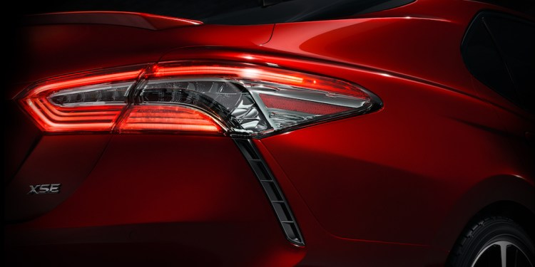 Next-Generation Toyota Camry teased