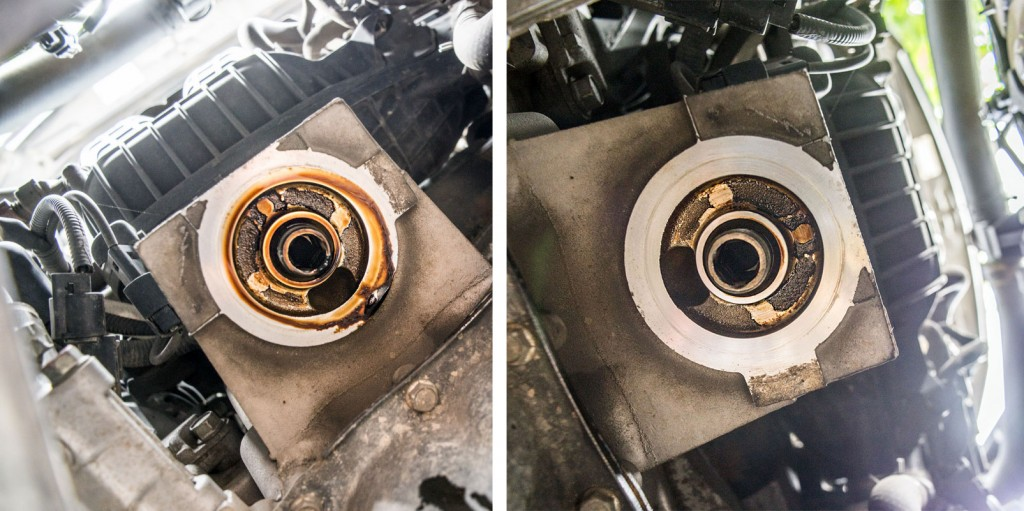 How to do an oil change and replace the oil filter   Practical Motoring