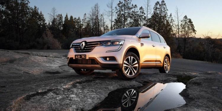 2017 Renault Koleos Review by Practical Motoring 1