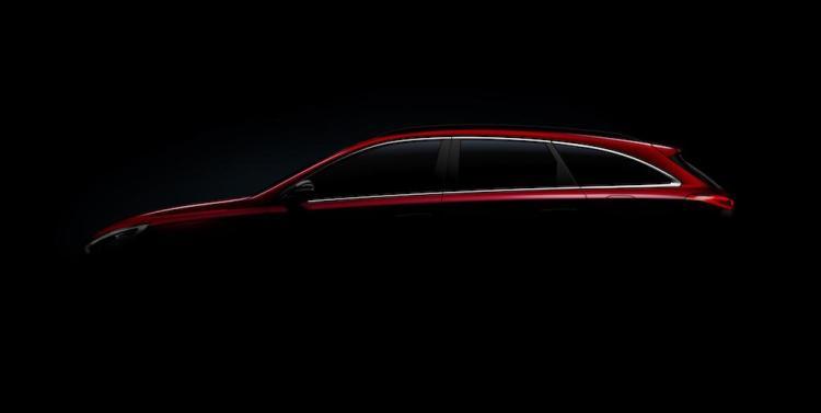 2017 Hyundai i30 Wagon teased