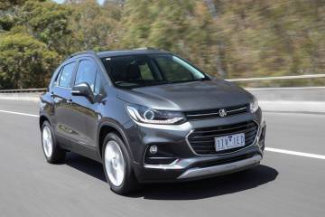 2017 Holden Trax on-sale now