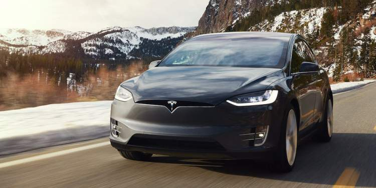 2017 Tesla Model X Review
