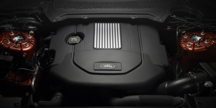 Jaguar Land Rover engines stolen... twice