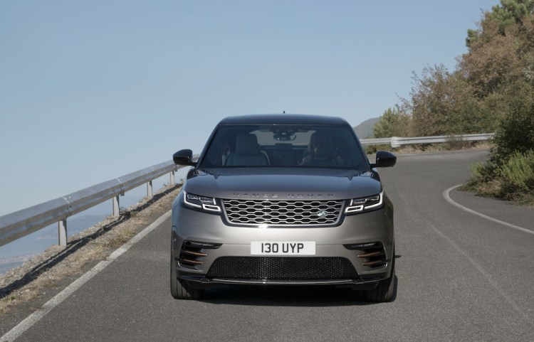 Range Rover Velar... not just an F-Pace in drag