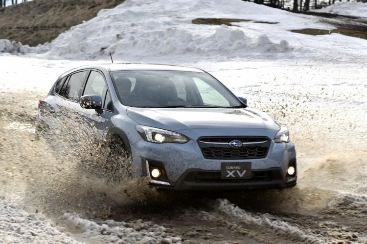 2018 Subaru XV Review - Preview Drive in Japan
