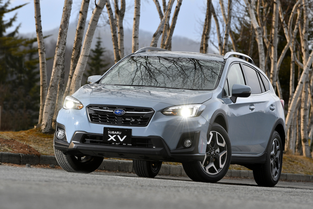 2018 subaru crosstrek silver. brilliant crosstrek 2018 subaru xv review to subaru crosstrek silver h