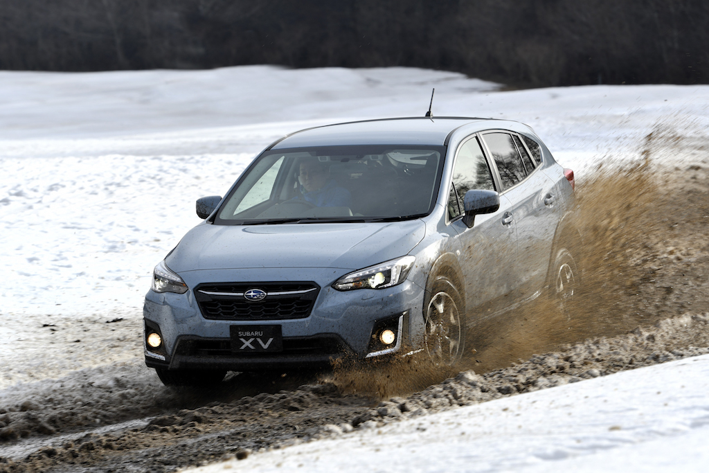 All New Subaru Xv Gets More Kit And A Price Cut Practical Motoring
