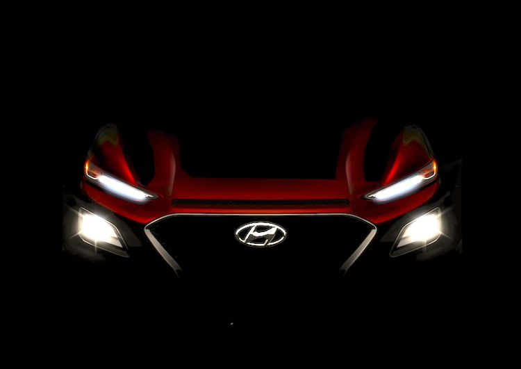 Hyundai Motor is unveiling further details of the All-New KONA ahead of its world premiere in the coming months. The All-New KONA continues Hyundai's new design identity while adding its progressive character to create a unique proposition in the small SUV segment.