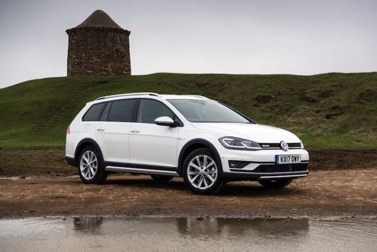 2018 Volkswagen Golf Alltrack Review - Preview Drive ...