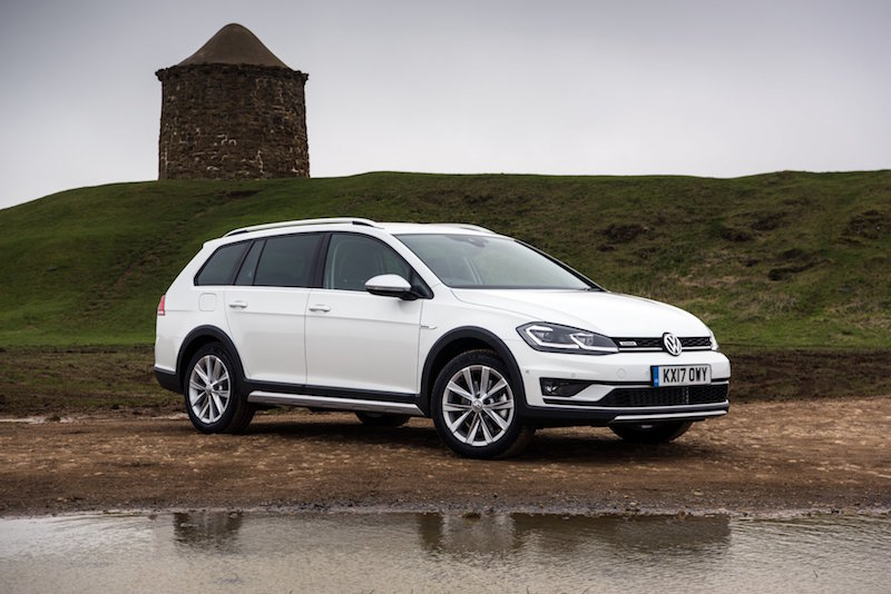 2018 Volkswagen Golf Alltrack Review Preview Drive