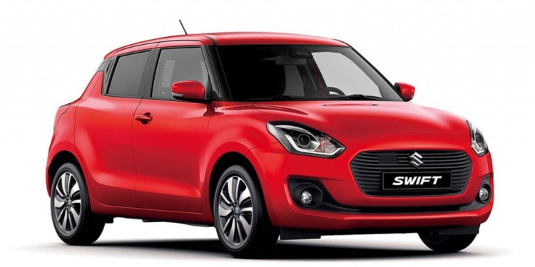 2018 Suzuki Swift