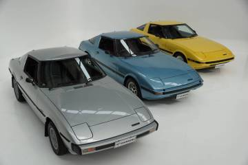 Shannons to auction trio of RX-7s