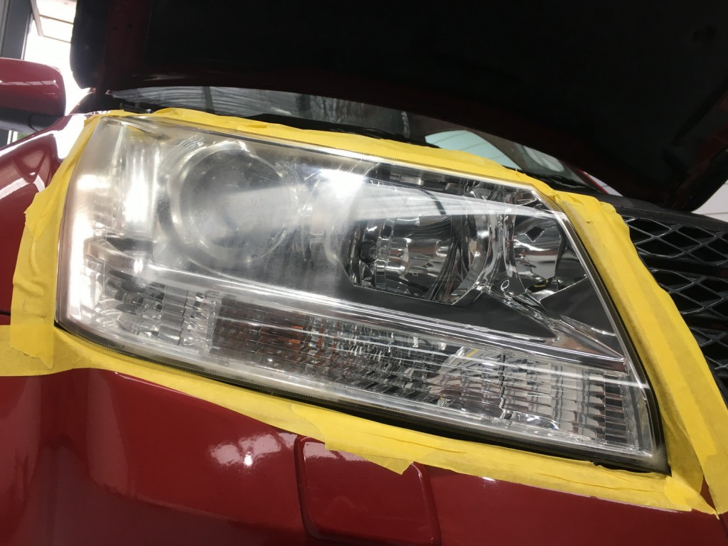 How To Clean Car Headlights Practical Motoring
